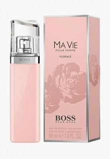 Парфюмерная вода Hugo Boss MA VIE FLORALE 50 мл