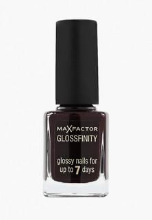 Лак для ногтей Max Factor Glossfinity 185 тон ruby fruit