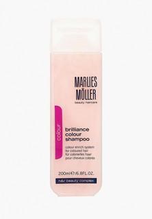 Шампунь Marlies Moller Brilliance Colour для окрашенных волос 200 мл