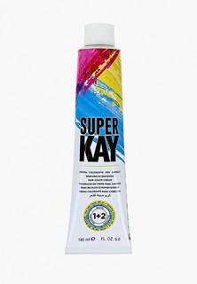 Краска для волос KayPro 7.1 SUPER KAY - ПЕПЕЛЬНЫЙ БЛОНДИН 180 МЛ.