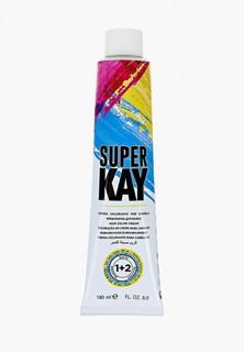 Краска для волос KayPro 7.44 SUPER KAY БЛОНДИН МЕДНЫЙ ИНТЕНСИВНЫЙ, 180 МЛ.