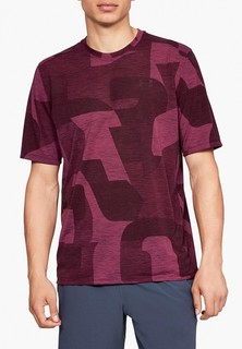 Футболка спортивная Under Armour UA Threadborne Print SS