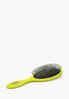 Расческа Wet Brush ORIGINAL DETANGLER LIME для спутанных волос (лайм)