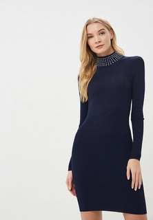 Платье LOST INK BODYCON DRESS WITH PEARL COLLAR