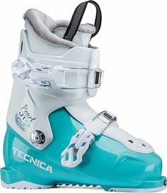 Ботинки горнолыжные для девочек Tecnica JT 2 Pearl, размер 34