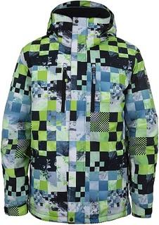 Куртка утепленная мужская Quiksilver Mission Pr, размер 50-52