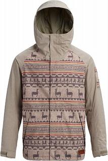 Куртка утепленная мужская Burton Hilltop, размер 48-50