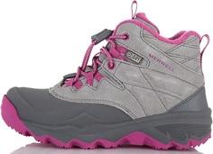 Ботинки утепленные для девочек Merrell M-Thermoshiver, размер 40,5