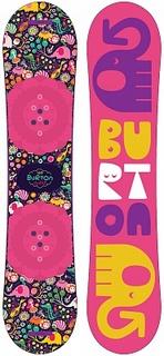 Burton Burton Chicklet (18/19), размер 125