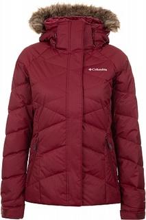 Куртка пуховая женская Columbia Lay D Down II, размер 46