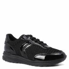 Кроссовки GEOX D842SA черный