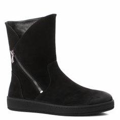 Ботинки ABRICOT Y968L-4 черный