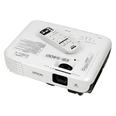 Проектор EPSON EB-S400 белый [v11h838140]
