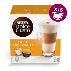 Кофе капсульный DOLCE GUSTO Latte Macchiato, капсулы, совместимые с кофемашинами DOLCE GUSTO®, 194.4грамм [12378380|5219838]