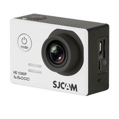 Экшн-камера SJCAM SJ5000 1080p, белый [sj5000white]