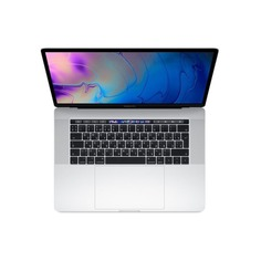 "Ноутбук APPLE MacBook Pro MR962RU/A, 15.4"", Intel Core i7 8750H 2.2ГГц, 16Гб, 256Гб SSD, AMD Radeon Pro 555 - 4096 Мб, Mac OS Sierra, MR962RU/A, серебристый"