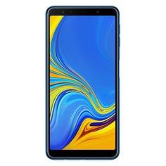 Смартфон SAMSUNG Galaxy A7 (2018) 64Gb, SM-A750F, синий