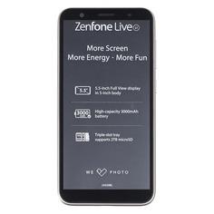 Смартфон ASUS Zenfone Live L1 16Gb, G552KL, золотистый