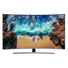 "LED телевизор SAMSUNG UE65NU8500UXRU ""R"", 65"", Ultra HD 4K (2160p), серебристый"