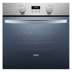 Духовой шкаф ZANUSSI ZZB525601X, нержавеющая сталь