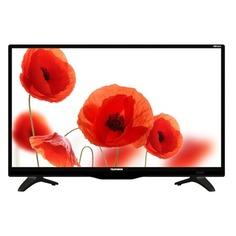 """LED телевизор TELEFUNKEN TF-LED24S62T2 """"R"""", 23.6"""", HD READY (720p), черный"""