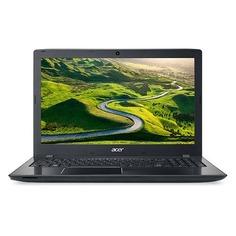"""Ноутбук ACER Aspire E5-576G-595G, 15.6"""", Intel Core i5 7200U 2.5ГГц, 8Гб, 1000Гб, nVidia GeForce Mx130 - 2048 Мб, Linpus, NX.GVBER.030, черный"""