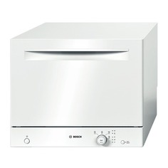 Посудомоечная машина BOSCH SKS41E11RU, компактная, белая