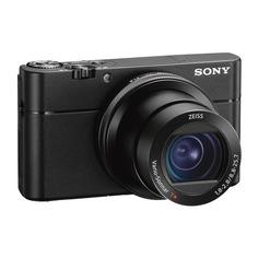 """Фотоаппарат Sony Cyber-shot DSCRX100M5A черный 20.1Mp 2.9x 3"""" 1080p MS XG Li-Ion"""