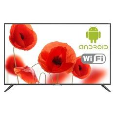 """LED телевизор TELEFUNKEN TF-LED55S60T2SU """"R"""", 55"""", Ultra HD 4K (2160p), черный"""
