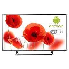 """LED телевизор TELEFUNKEN TF-LED65S75T2SU """"R"""", 65"""", Ultra HD 4K (2160p), черный"""