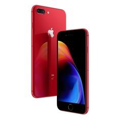 Смартфон APPLE iPhone 8 Plus 256Gb (PRODUCT)RED, MRTA2RU/A, красный