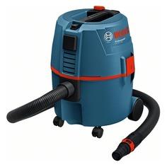 Строительный пылесос BOSCH GAS 20 L SFC синий [060197b000]