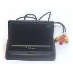"""Автомобильный монитор AutoExpert DV-200 4.3"""" 16:9 480x272 2Вт"""