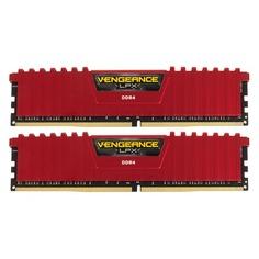 Модуль памяти CORSAIR Vengeance LPX CMK8GX4M2A2133C13R DDR4 - 2x 4Гб 2133, DIMM, Ret