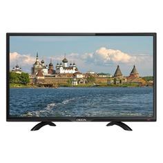 "LED телевизор ORION ПТ-60ЖК-150ЦT ""R"", 24"", HD READY (720p), черный Орион"
