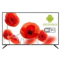 """LED телевизор TELEFUNKEN TF-LED50S59T2SU """"R"""", 50"""", Ultra HD 4K (2160p), черный"""