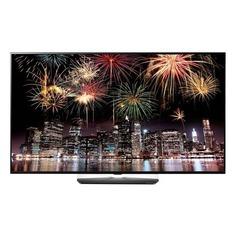 "OLED-телевизор LG OLED65B8SLB ""R"", 65"", Ultra HD 4K (2160p), черный/ серебристый"