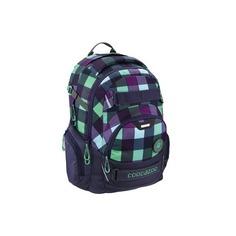 Рюкзак Coocazoo CarryLarry2 Green Purple District синий/бирюзовый