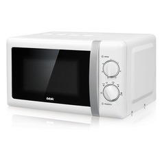Микроволновая печь BBK 20MWS-804M/WS/RU MG, белый