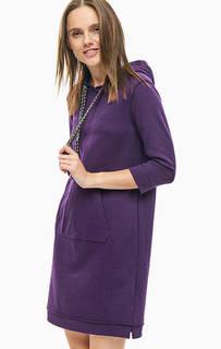 Платье-толстовка с карманом-кенгуру S.Oliver