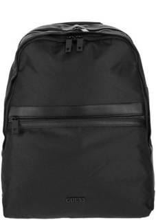 Городской рюкзак с двумя отделами и карманами Guess
