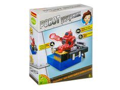 Игра Bondibon Французские опыты Науки с Буки Робот ударник ВВ2877