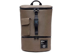 Рюкзак Xiaomi 90 Points Chic Leisure Backpack 310x195x440mm Male Dark Green