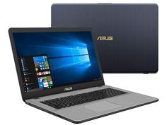 Ноутбук ASUS N705UN-GC159T 90NB0GV1-M02240 Grey (Intel Core i5-8250U 1.6 GHz/6144Mb/1000Gb/No ODD/nVidia GeForce MX150 2048Mb/Wi-Fi/Bluetooth/Cam/17.3/1920x1080/Windows 10 64-bit)