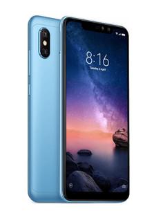 Сотовый телефон Xiaomi Redmi Note 6 Pro 3Gb RAM 32Gb Blue
