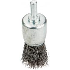 Щетка проволочная чашечная (24 мм; хвостовик 6 мм) verto 62h341