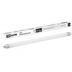 Люминесцентная линейная двухцокольная лампа tdm лл-12/8вт sq0355-0003