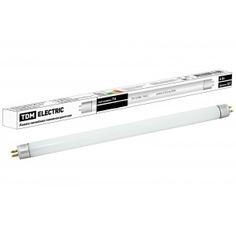 Люминесцентная линейная двухцокольная лампа tdm лл-12/6вт 6500 к sq0355-0002