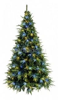 Ель новогодняя (2.1 м) Альба KP3121Л Crystal Trees