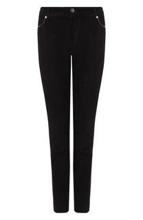 Укороченные кожаные брюки Loro Piana